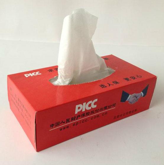 Facial Tissue Paper Boxes 1