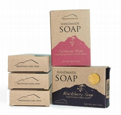 Soap Packing Boxes