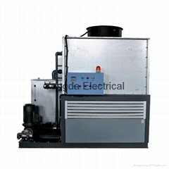 100KW High Frequency Solid State Pipe Welder For Straight Seam Pipe Wedling