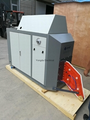 100KW  Solid State HF Pipe Welder For Straight Seam Pipe Wedling