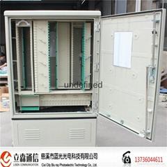 不鏽鋼光纜交接箱144芯光纜交接箱