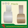 PP Woven Fabric Roll for pp woven flour bag rice sack. 5