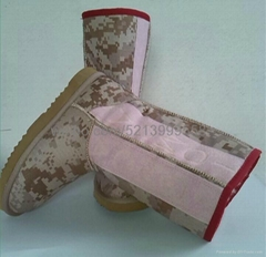 戰朮雪地靴