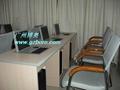 带键盘鼠标电动遥控液晶屏翻转显示器 5