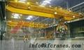 Electric bridge cranes for sale
