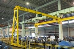 MH Electric Hoist Gantry Crane for sale
