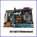 G41 LGA775 Motherboard of intel chipsest