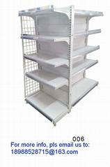 5-Layer Display Rack Goods Shelf  006