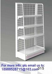Display Rack supermarket Goods Shelf 015