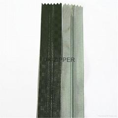 fashion invisible nylon zipper waterproof zipper