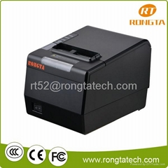 Unique outlook design 80mm pos thermal printer RP850 with auto cutter
