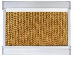 鋁合金框架濕帘 1
