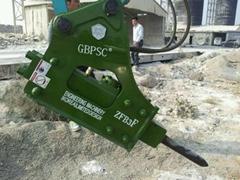 挖掘機液壓破碎錘