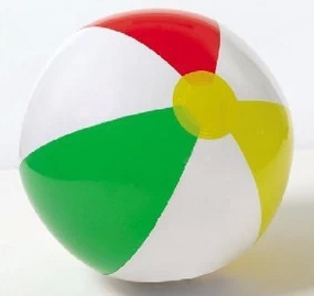 High Quality Wholesale Beach Ball for game 4