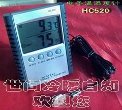 HC520 Digital Thermometer & Hygrometer