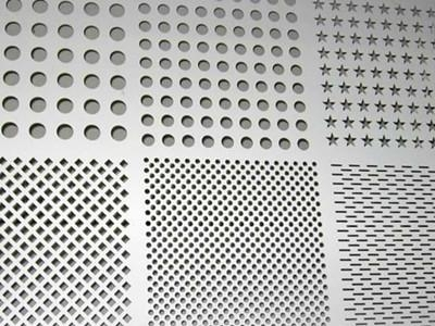 冲孔网 圆孔网 药筛网 装饰网 机械防护网 2
