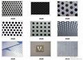 冲孔网 圆孔网 药筛网 装饰网 机械防护网 3