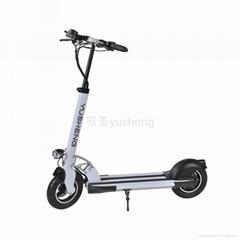 廠家直銷馭聖電動滑板車Y10代步車自平衡車電動扭扭車