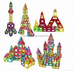 40pcs magnetic building