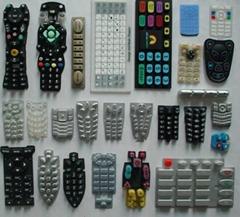聚興利硅橡膠模 、手機按鍵模