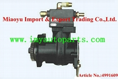 Dongfeng truck parts Air  Compressor 4991609