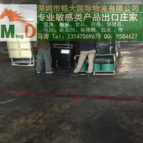 超细氧化铁出口海运原品名出口 5