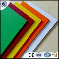 Outdoor Panel Class ACP Decorative Wall Paneling High Quality 4mm NANO 2mm Alumi 1