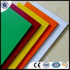Outdoor Panel Class ACP Decorative Wall Paneling High Quality 4mm NANO 2mm Alumi