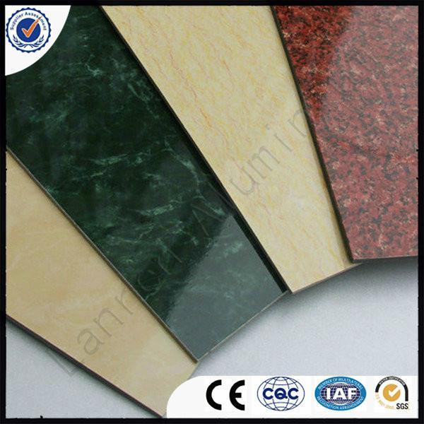 Outdoor Panel Class ACP Decorative Wall Paneling High Quality 4mm NANO 2mm Alumi 2