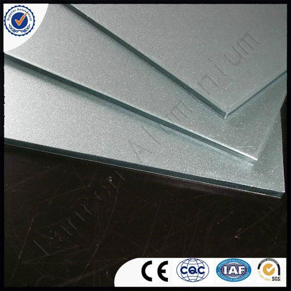 Outdoor Panel Class ACP Decorative Wall Paneling High Quality 4mm NANO 2mm Alumi 3