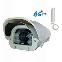 4G无线监控摄像机