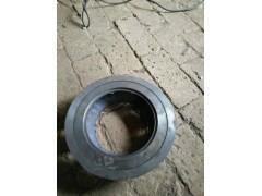 Cast pig iron vaporization pot