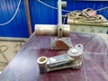 Spare parts cast steel parts