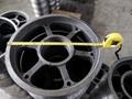 Aluminum die-casting auto parts