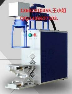 广东菲克苏柜式激光打标机 FX-300金属打标机 4