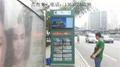 公交站台戶外廣告機
