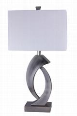 BRUSH STROKE TABLE LAMP