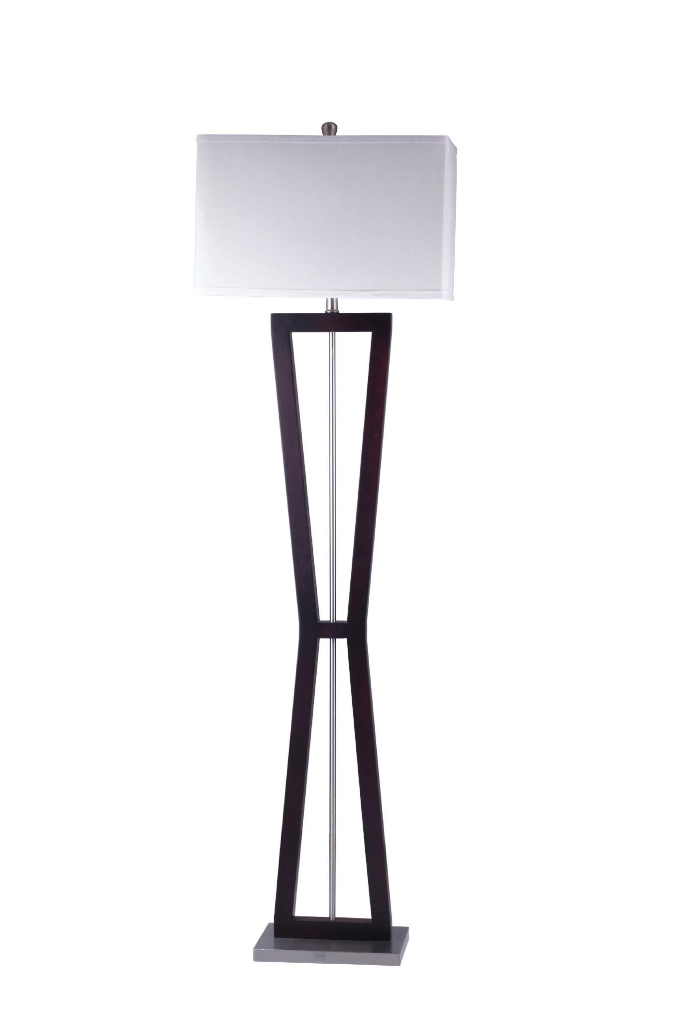 HOURGLASS FLOOR LAMP 1