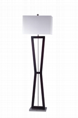 HOURGLASS FLOOR LAMP
