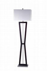 HOURGLASS FLOOR LAMP