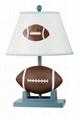 Football table lamp