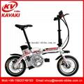 广州锂电折叠电动车助力电单车铝