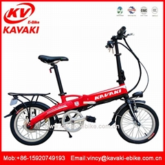 Cheap electric folding bike electric folding bicycle conversion kit guangzhou