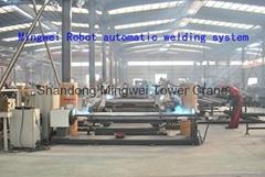 Building Equipment Tower Crane Model: Qtz100 (6010) CE ISO9001