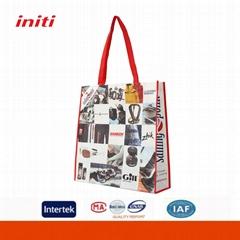 Wholesale Customized Logo Eco Friendly nonwoven Fabrics Shopping Bags