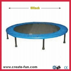 Create fun 40inch Mini kids trampoline with top quality