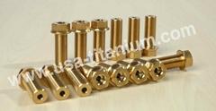 U.S. Titanium Bolt Titanium Screw Titanium Nut Titanium Thread Rod