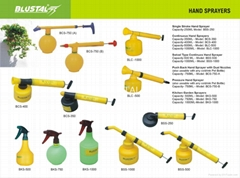 HAND SPRAYERS