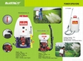 POWER AND BATTERY BACKPACK SPRAYERS