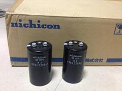 Nichicon NX 450 v2200uf long life high pressure capacitor
